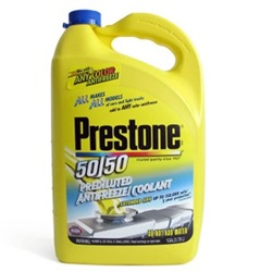 Extended Life 50/50 Antifreeze