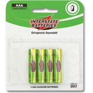 Interstate Battery Interstate AAA Batteries ‑ 4 Pack