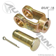 Clevis Kit 5/8in Pin 5/8in-18