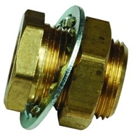 Bulkhead Coupling 1/2in