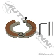 Clutch Brake Hinged 2in