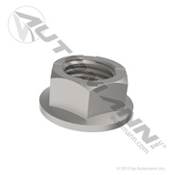 Flanged Lock Nut 1in-14